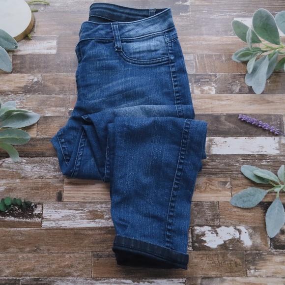 bleulab Denim - BLEULAB 5 pocket jegging reversible jean skinny491